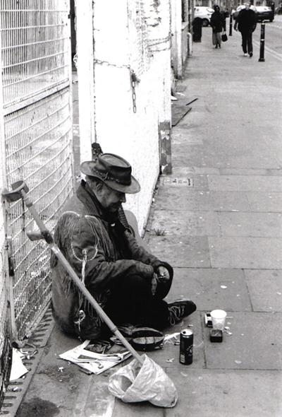 london-homeless